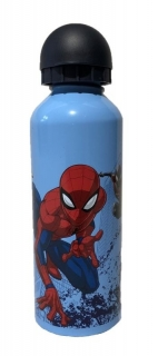ALU láhev Spiderman blue 500 ml
